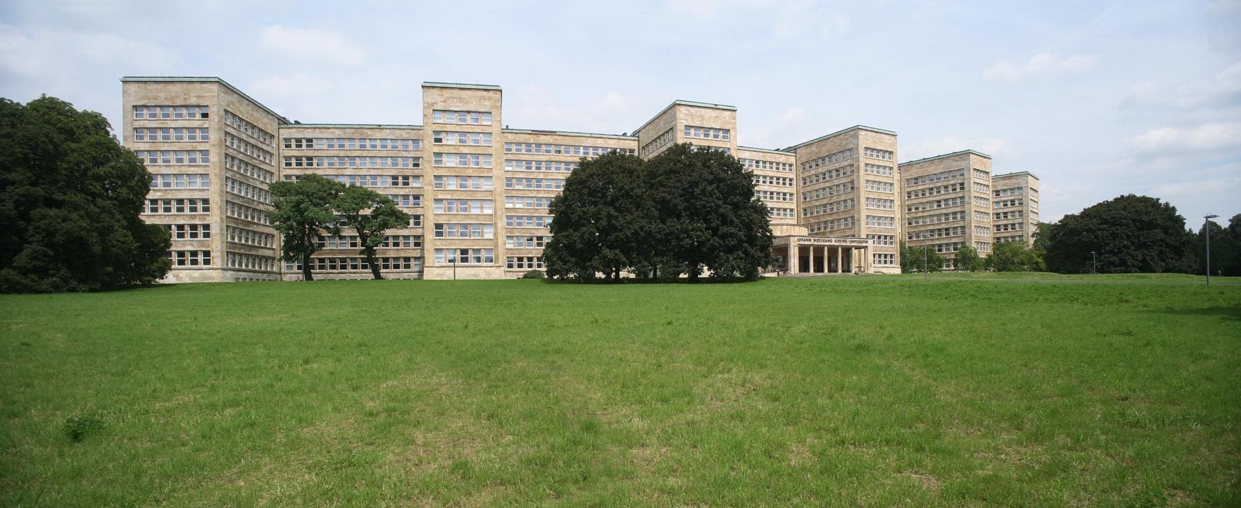 Goethe-Universität Kampus Westend